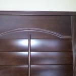 Liberty Bell stain shutter