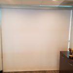 Black Out Roller Shade_With Aluminum Fascia