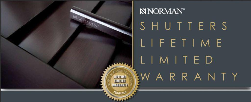 NormanLifetime Warranty