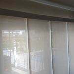 Panel Track With Dust Cover Valance