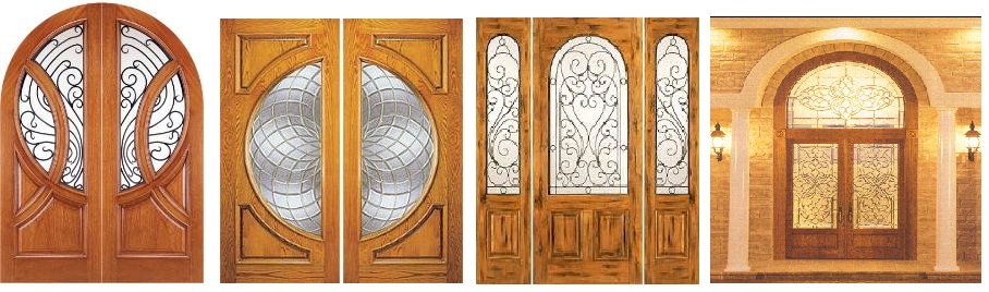 We sell AAW solid wood Entry Doors at incredible prices. Most doors are in stock and made out of either Red Oak or Brazilian Mahogany Installation ... & Entry Doors Closet Doors Shower Doors Interior Doors