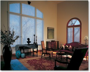 Hunter Douglas Arched Silhouette