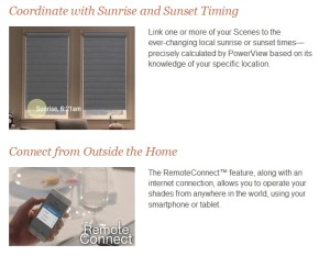 Hunter Douglas PowerView
