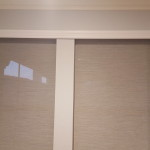 Roller Shade with Crown Valance