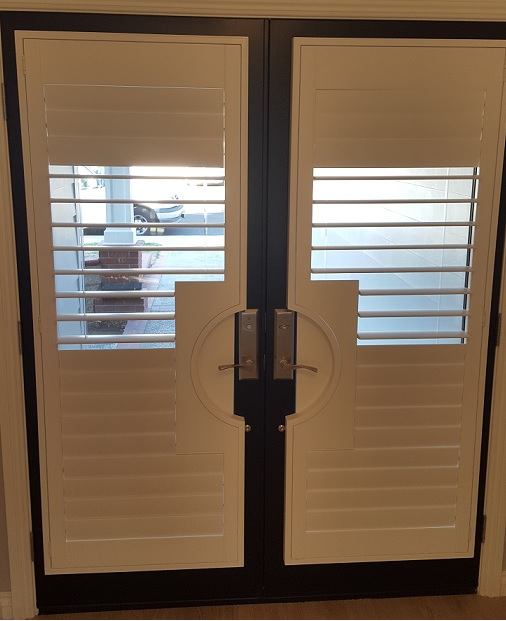 Norman Woodlore+ French Door Shutter