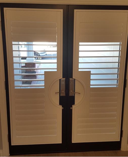 Norman Woodlore+ French Door Shutter