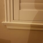 Four Sides Sill Cut On Molding