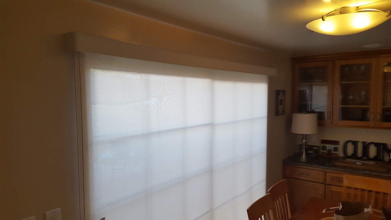 Roller Shade Dust Cover