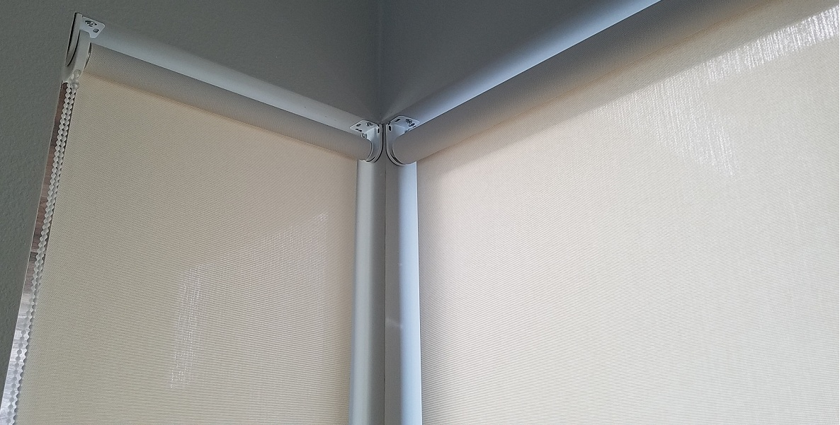 Exposed Roller Shades