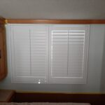 RV Shutters Bedroom